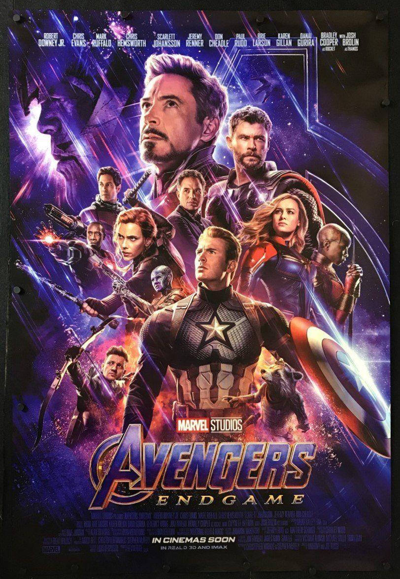 Avengers : Endgame - 2019