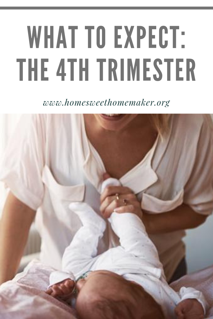 ultimate guide to what to expect during the 4th fourth trimester postpartum period six weeks newborn phase what do i need to know about to-do list new baby new mom first time mother healing adjusting postpartum depression ideas to make it easier smoother adjustment life with a new baby