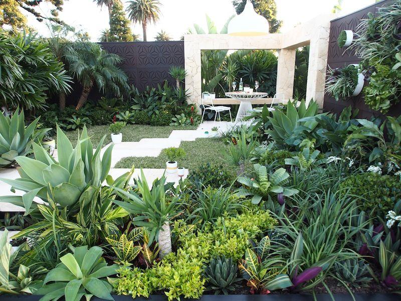 Australian garden show sydney landscaping pinterest for Small gardens australia