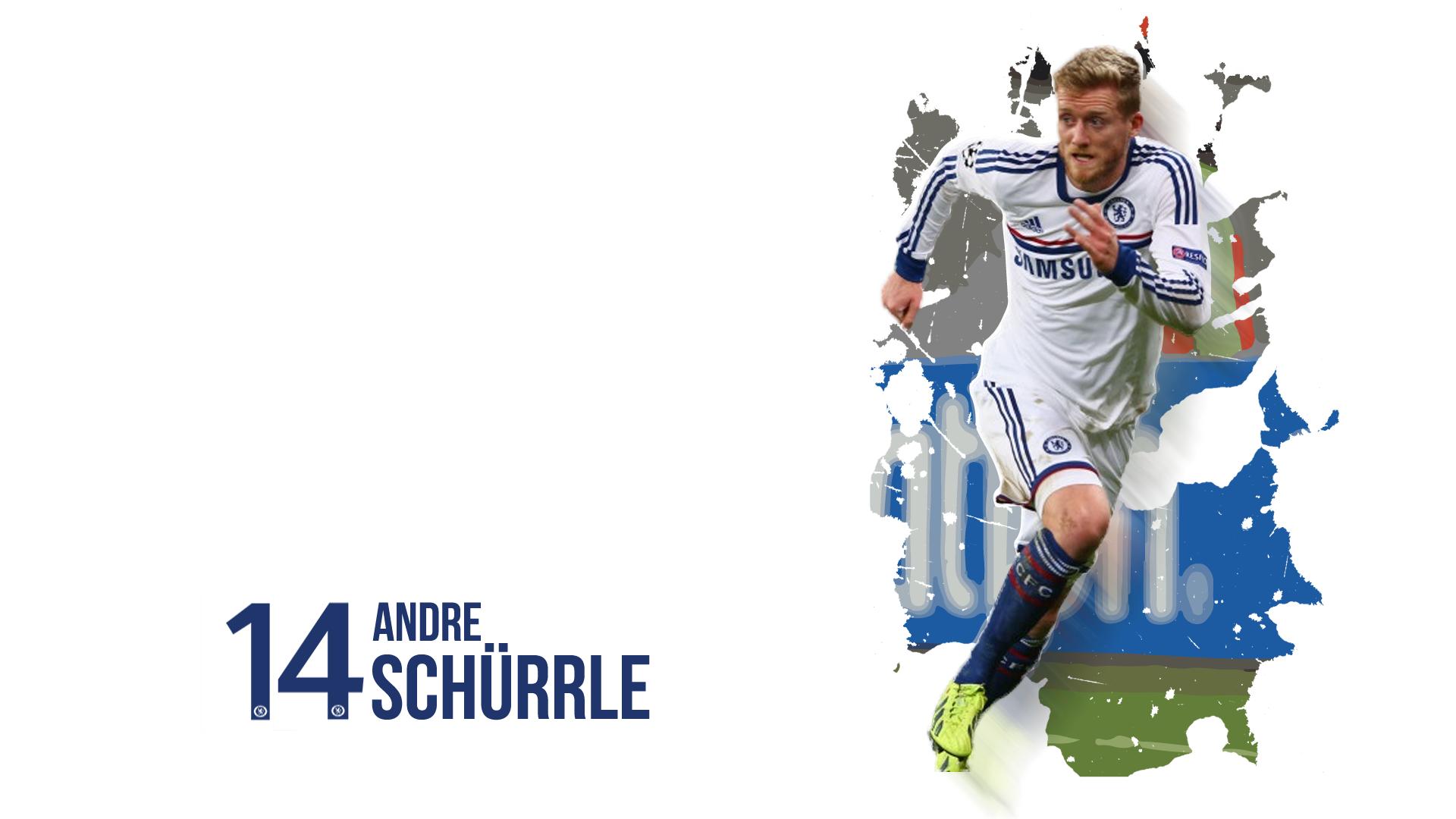 André Schürrle High Resolution Wallpaper HD