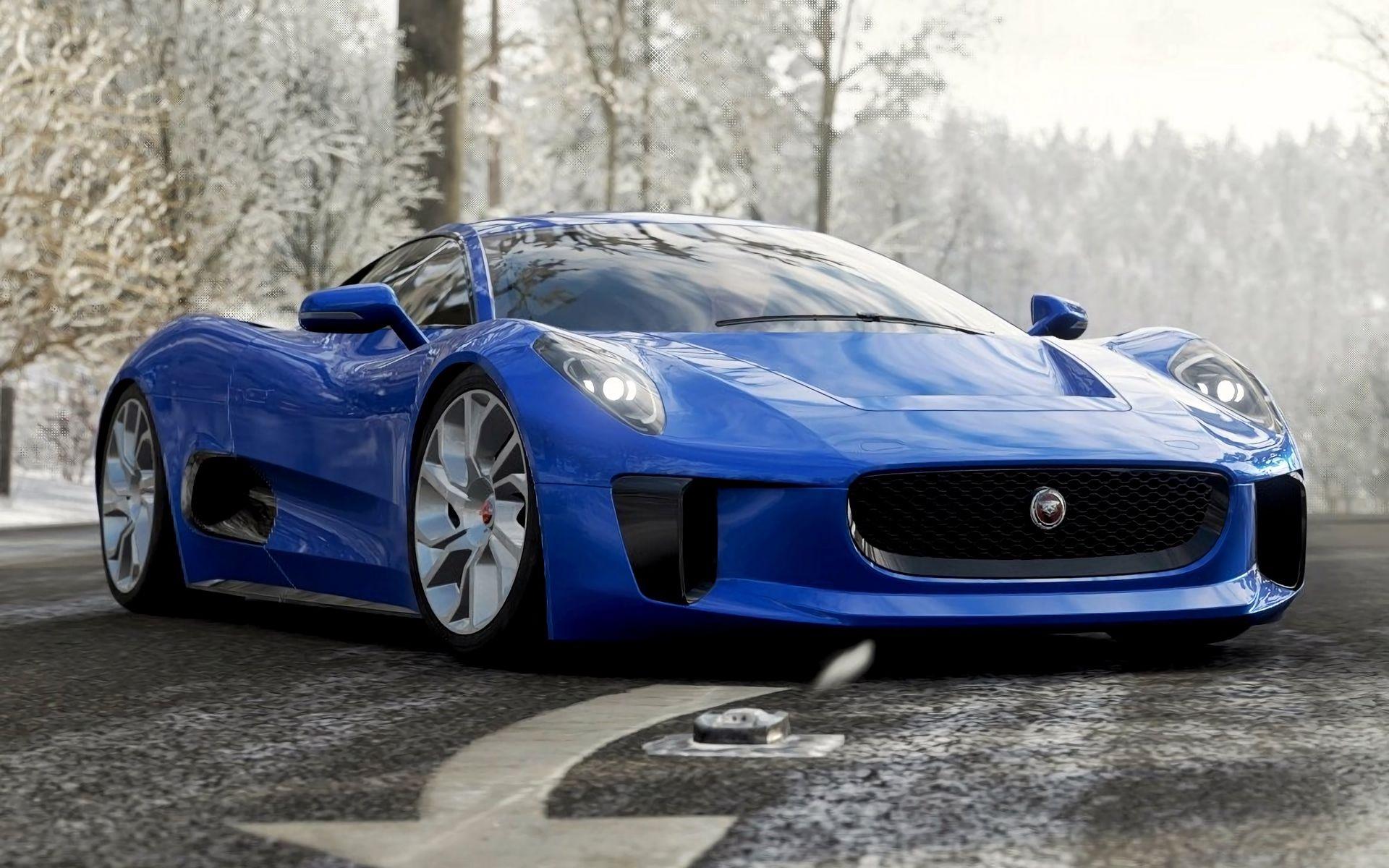 New Supercars Hd Wallpaper New Supercars Super Cars Jaguar