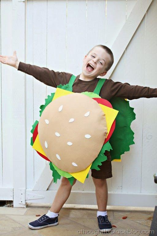 burgercostume Kinder Kostüme Pinterest Costumes, Halloween - food halloween costume ideas