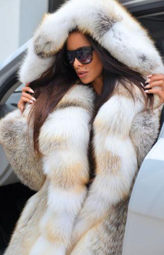 Zolotoj Ostrov Korolevskij Lisij Meh Dlinnoe Palto Klassa Shinshilla Sobol Norka Serebro Kurtka Fox Fur Fur Coat Fox Fur Coat
