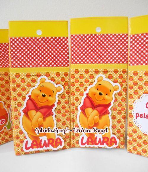 Caixa Milk Ursinho Pooh #lembrancinhaspooh #ursinhopooh #caixamilk #caixinhadeleite #scrapfesta #winniethepooh