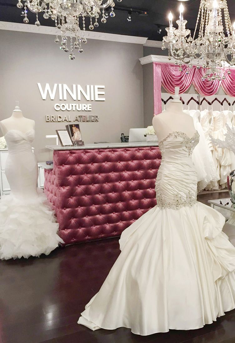 Frisco Bridal Shop | Wedding Dresses Dallas | Winnie Couture ...