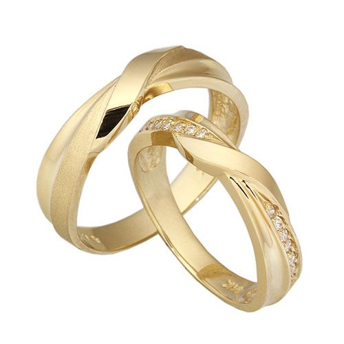 Rodeogold Jewinkle Cool Wedding Rings Wedding Ring Designs Couple Ring Design