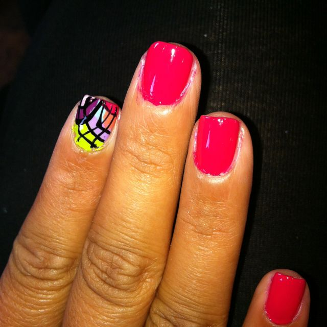 Stained Glass Nail Art: Nail Art, Nails, Stained Glass
