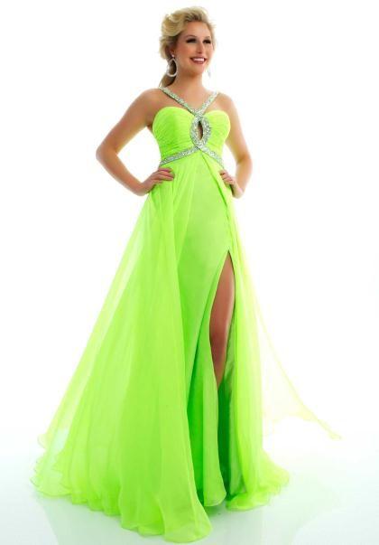 neon purple prom dress - Google Search | dresses | Pinterest ...