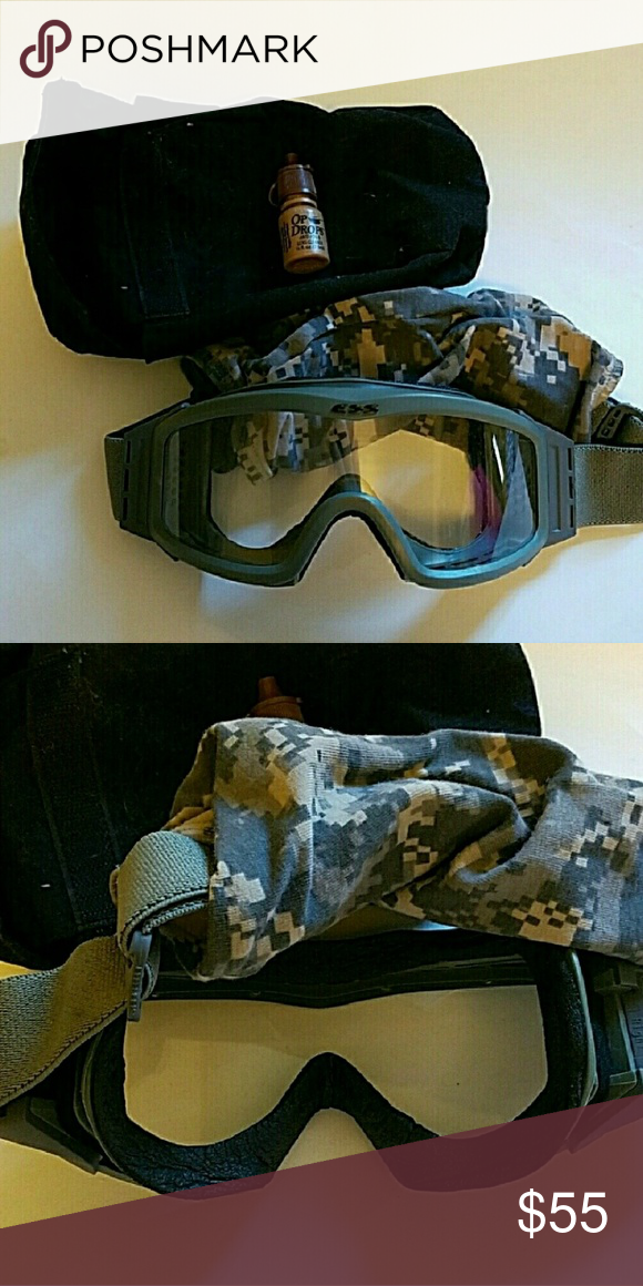 Army ACU ESS Striker goggles The Land Ops goggles from Eye