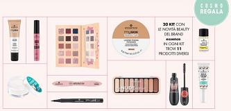 Concorso Cosmopolitan vinci kit make-up Essence