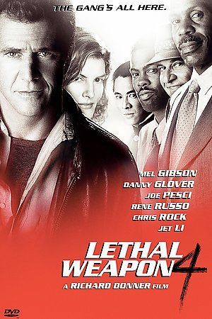 Details About Danny Glover Mel Gibson Joe Pesci In Lethal Weapon