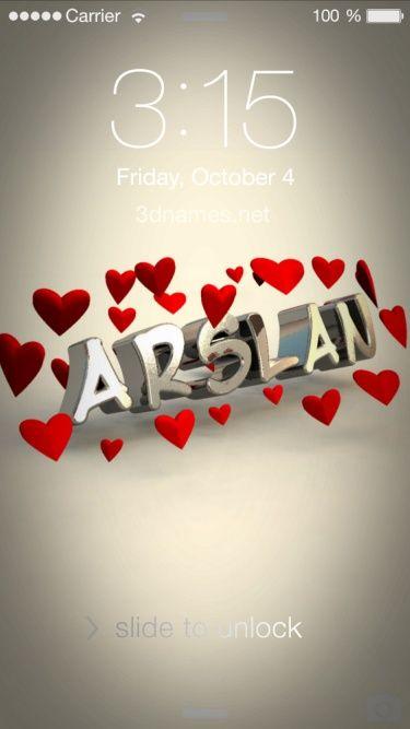 arsh khan name