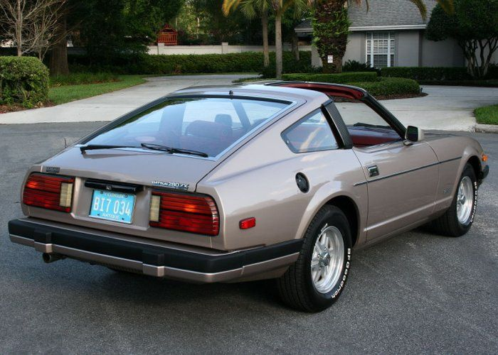 Classic Cars Photos And Information For One American Mucle Car Model 1982 Datsun 280 Zx Datsun Nissan Z Cars Nissan Trucks
