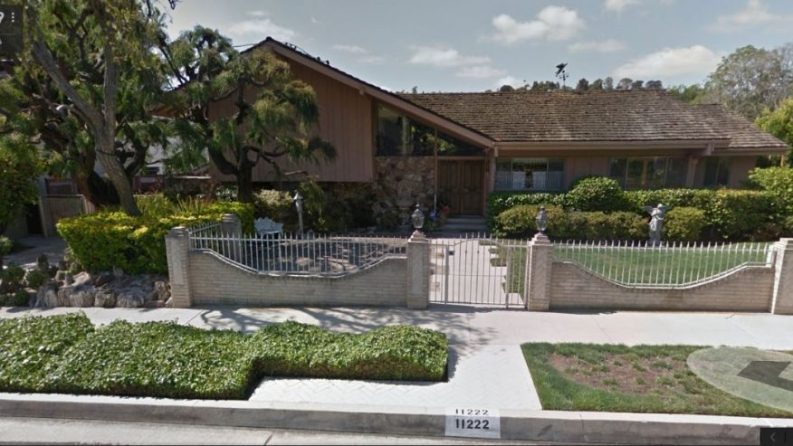 'Brady Bunch' home burglarized, report says #bradybunchhouse
