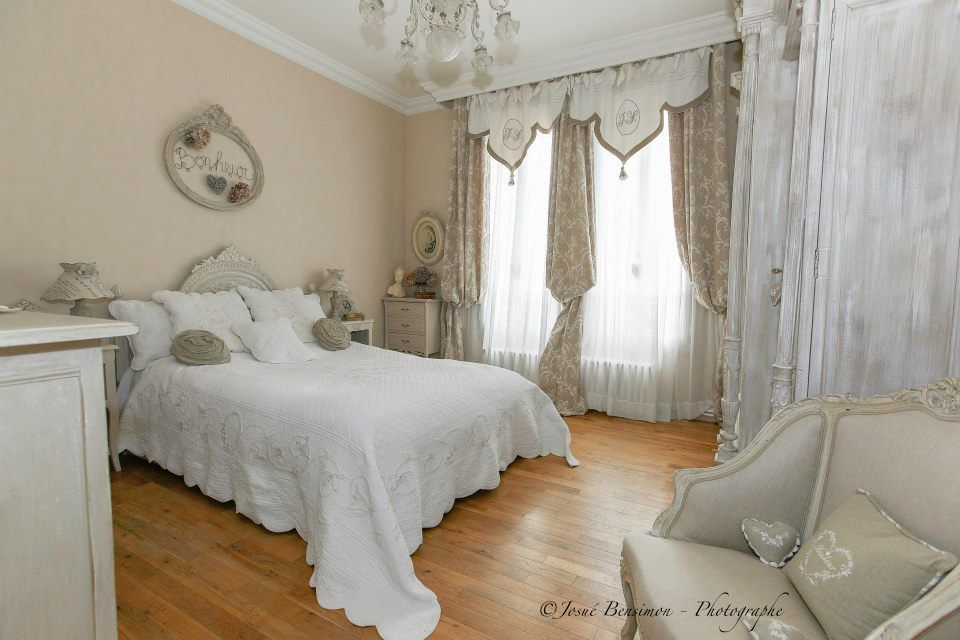 chambre shabby chic lovely bedroom pinterest chambre shabby chic shabby chic et shabby. Black Bedroom Furniture Sets. Home Design Ideas