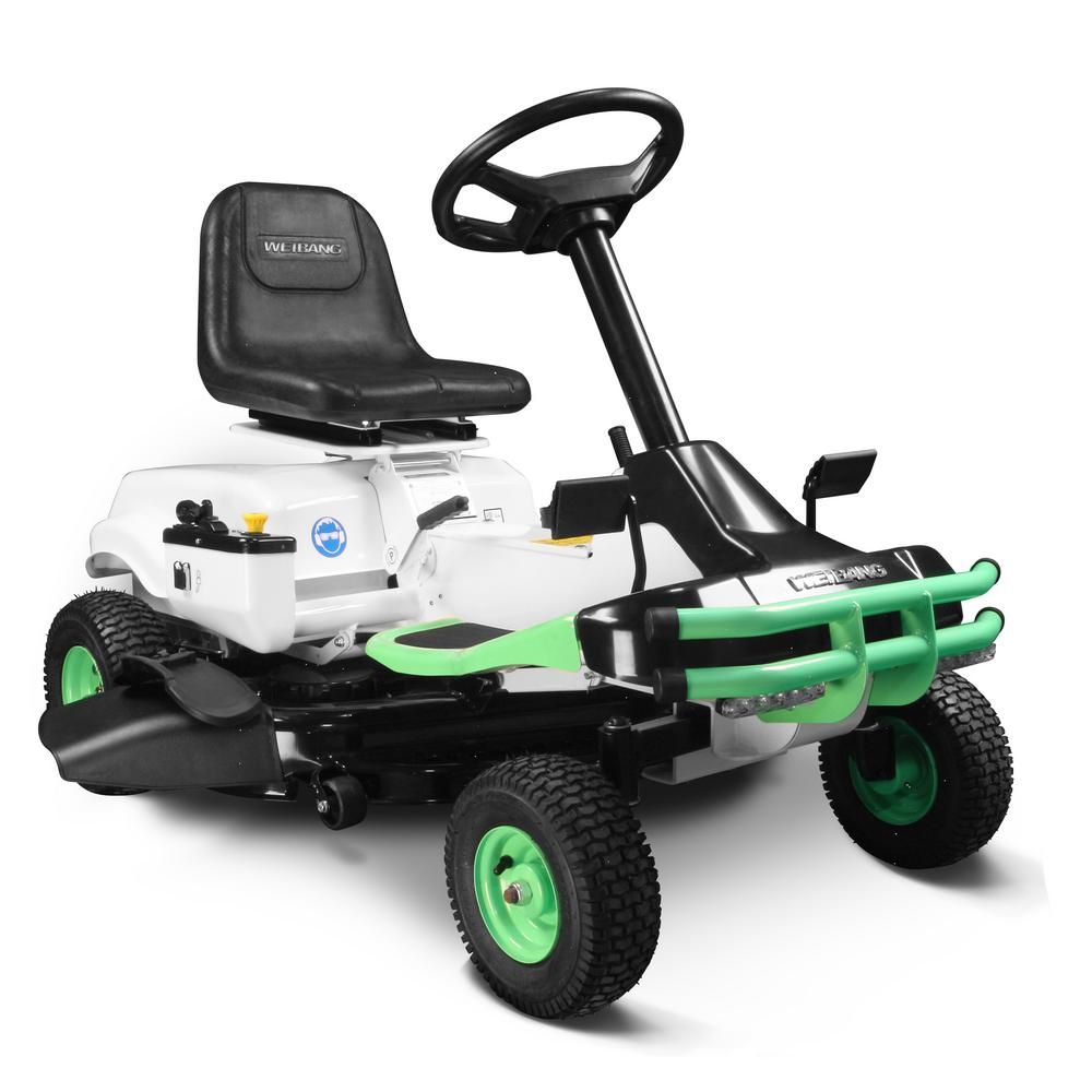 Weibang E Rider 30 In W 72 Volt Lithium Ion Battery Powered Rear