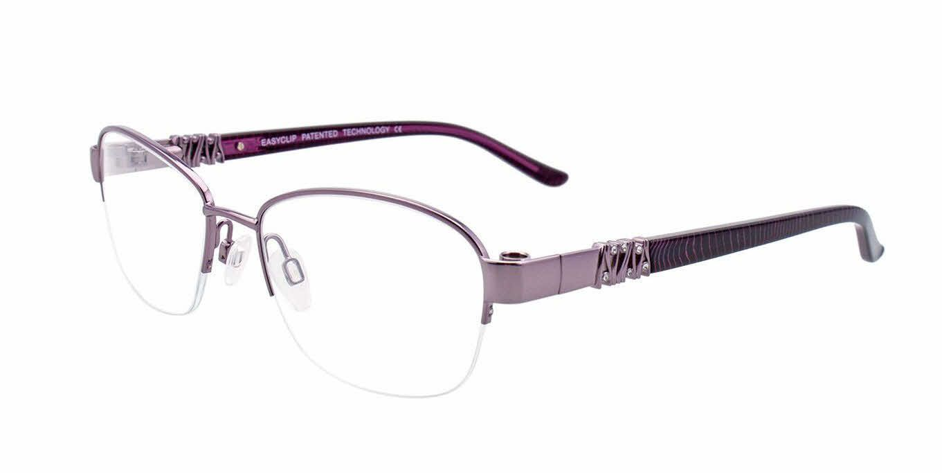 6037c6051ac0 Easyclip EC 382-With Clip on Lens Eyeglasses