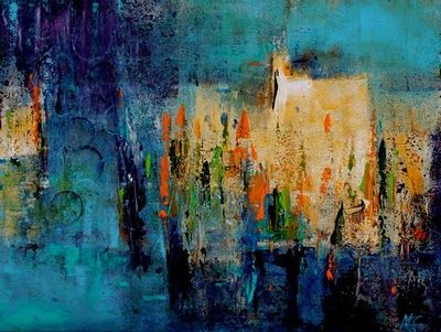I like Elizabeth Chapman. I keep finding her paintings on my google searches and liking them.