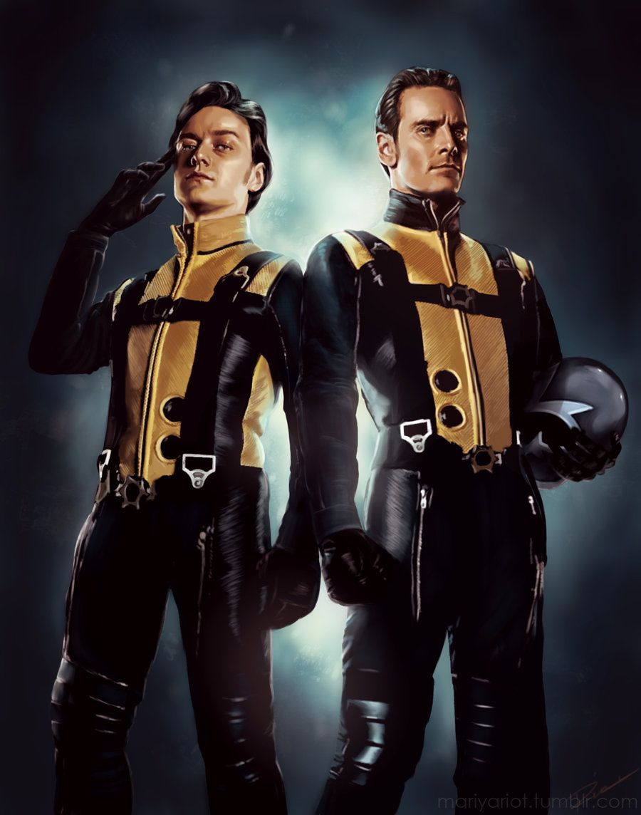 X Men First Class X Men Cherik Marvel