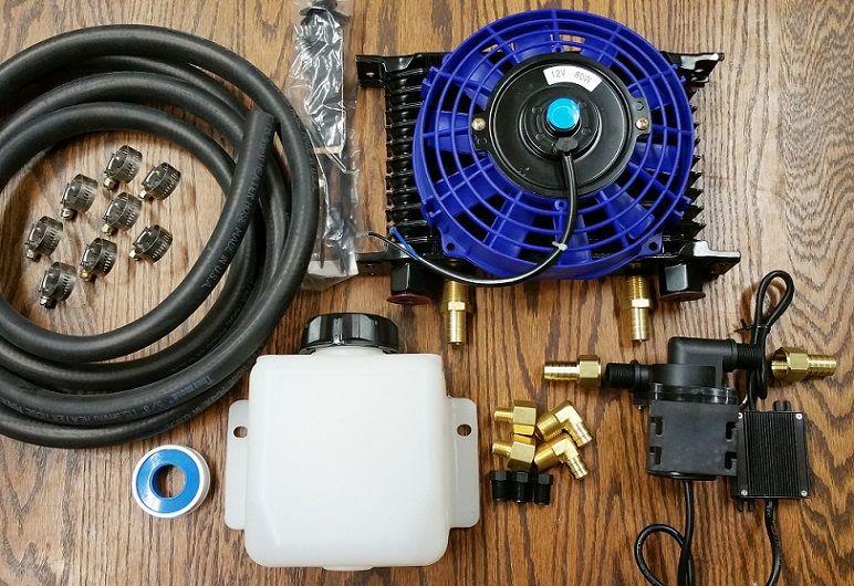 Volkswagen Super Beetle Factory Kit 650A HPEVS AC Motor EV