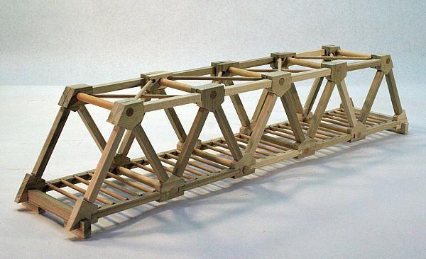 RLT Industries, Inc. - The Warren Truss Bridge, Extended Version, $69.95 (http://store.rlt.com/the-warren-truss-bridge-extended-version/)