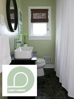 Loop Light Green In A Bathroom Remodel #decor #homedecor #remodel Classy Bathroom Renovation Ideas For Tight Budget Design Decoration