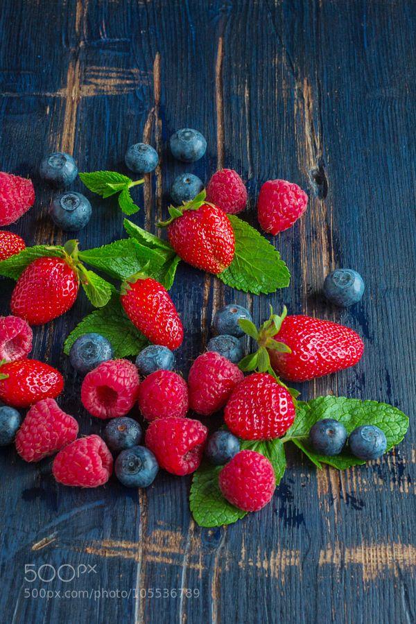 ягоды! by mativ