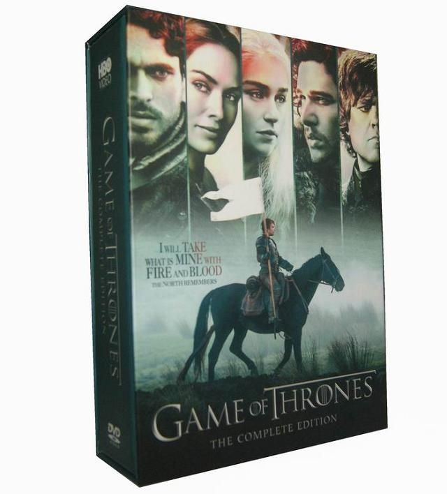 Game Of Thrones Seasons 1 4 Dvd Box Set Newly Release Dvd Box Set Update Online For Got Fans Boxset Dvd Box Dvd