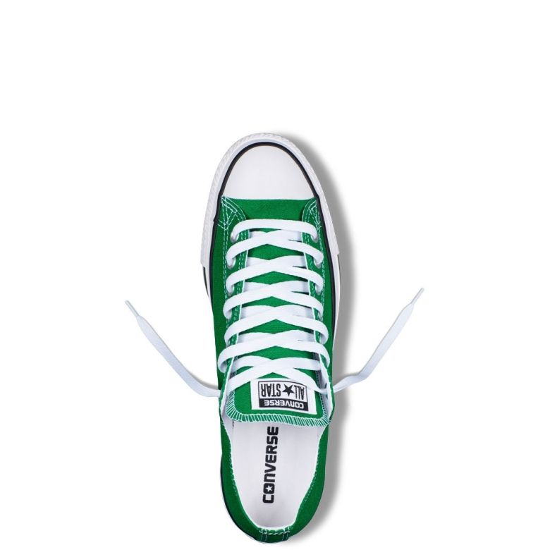 f6607ff32000 Converse chuck taylor all star fresh colors low top shoes womens amazon  green