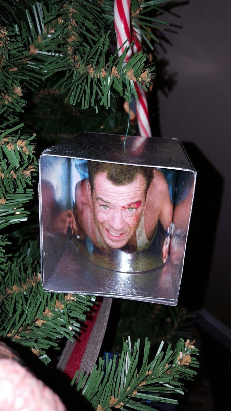 Mrs potts chip christmas decoration - Die Hard John Mcclane Christmas Ornament Diy Idea By Zink