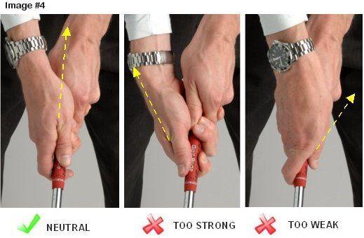 Proper Golf Grip Right Hand Golf Pinterest Golf Instruction Perfect Golf Golf Videos