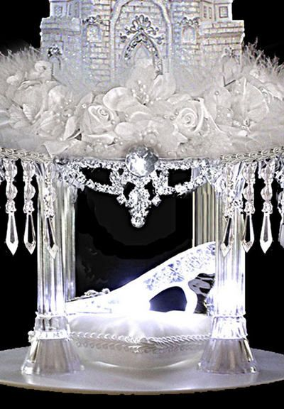 Lovely Elegant Wedding Cakes Thick Wedding Cake Design Ideas Shaped 6 Tier Wedding Cake Wedding Cakes Charleston Sc Young Wedding Cakes Bay Area PinkWedding Cakes Las Vegas Castle And Glass Slipper Wedding Cake Topper | DISNEY   WEDDING ..