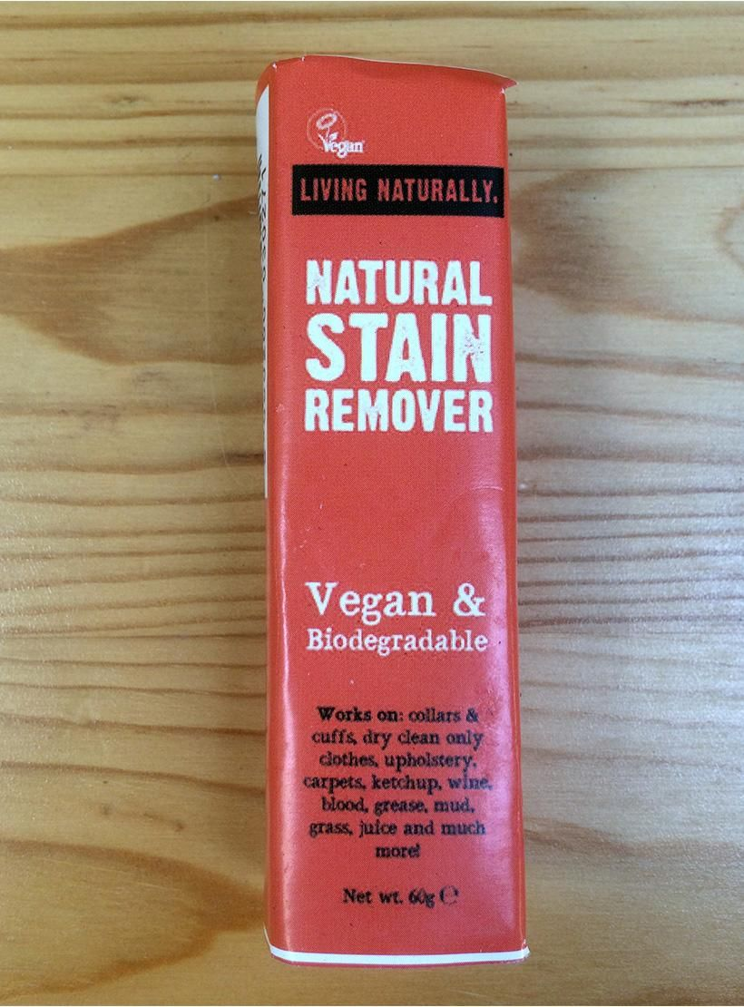 Living Naturally S Natural Stain Remover Works On Grass Red Wine Ketchup Blood Grease Underarm Stain Remover Natural Stain Remover Biodegradable Products