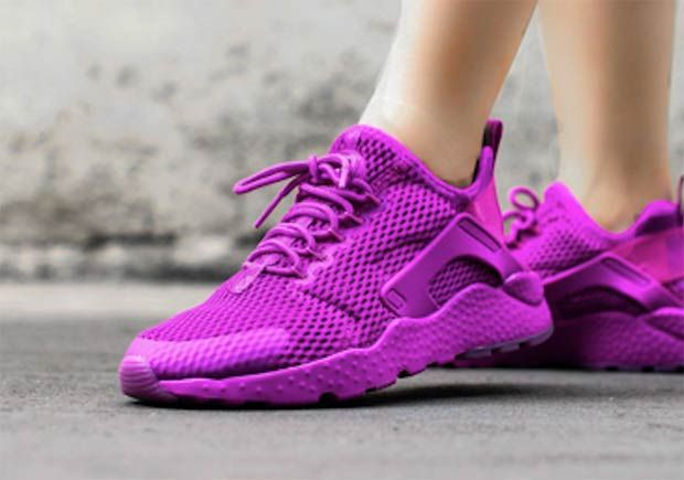 The Nike Air Huarache Ultra Gets Bold For The Spring • KicksOnFire ...
