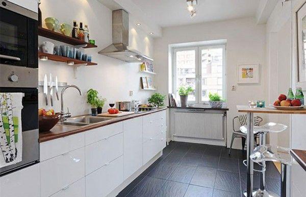 White Kitchen Design Picture