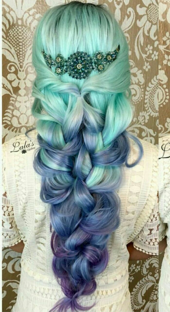 Image gallery mermaid hair - Like What You See Follow Me Hair Gallery Usa 8 Corp Www Usa8corp Com
