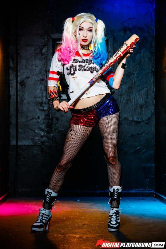 Digital Playground Harley Quinn