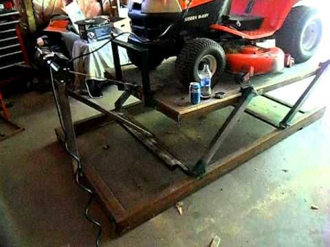 Diy Lift Table Google Search Tool Lift Table Bike