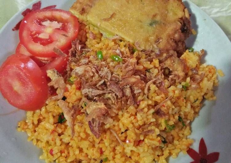 Resep Nasi Goreng Kunyit Merah Oleh Richa Resep Memasak Kunyit Nasi Goreng