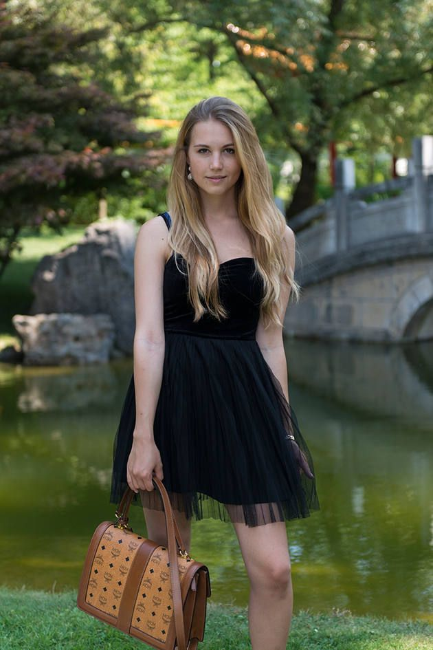Lbd At The Chinese Garden by Fashion Gamble