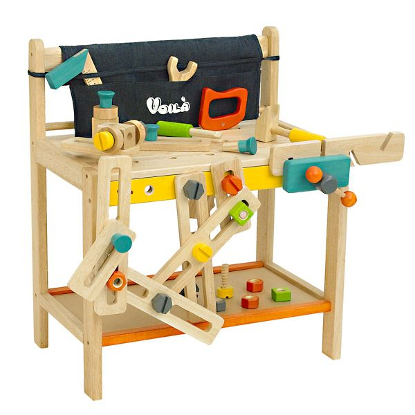 Modern Parents Messy Kids The Best Ideas On How To Raise Engaged Kids Organize Your Life And Create A Stylish Home Kids Workbench Diy Kids Toys Workbench