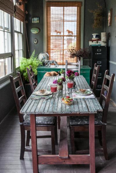 8 Totally Different Takes On Louisiana Style Elle decor House