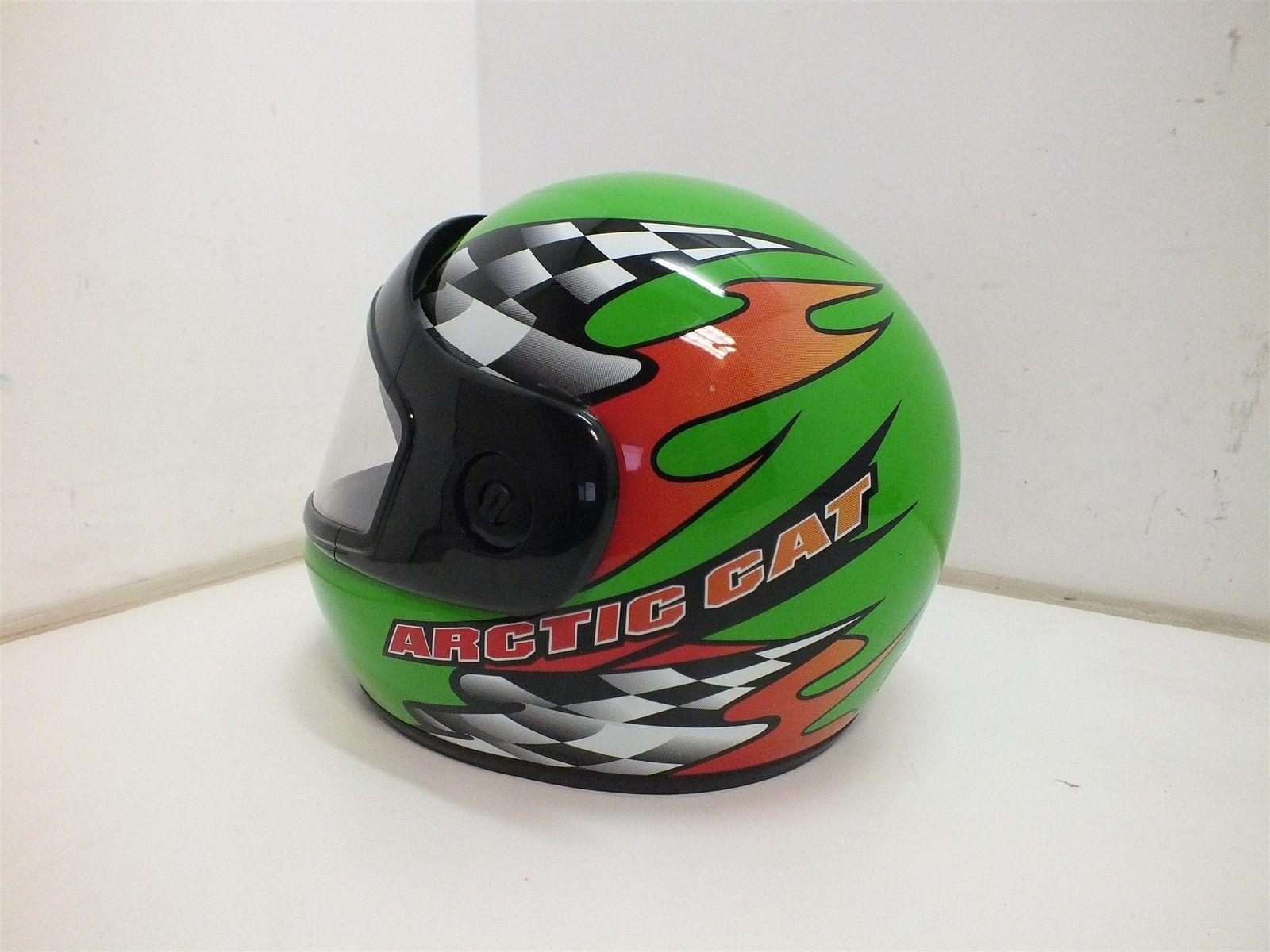 Youth Snowmobile Helmet