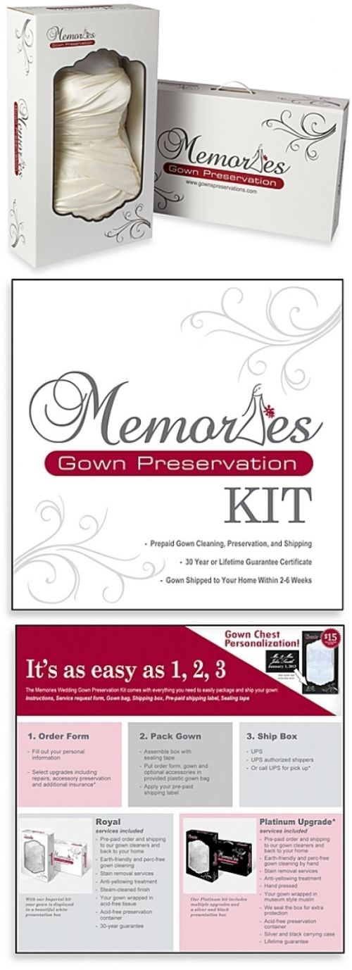 Storage Bags and Preservation 175631 Memories Gown Preservation And