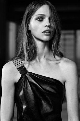 , Saint Laurent Paris Fall 2014 Fashion Show – YSL, Anja Rubik Blog, Anja Rubik Blog