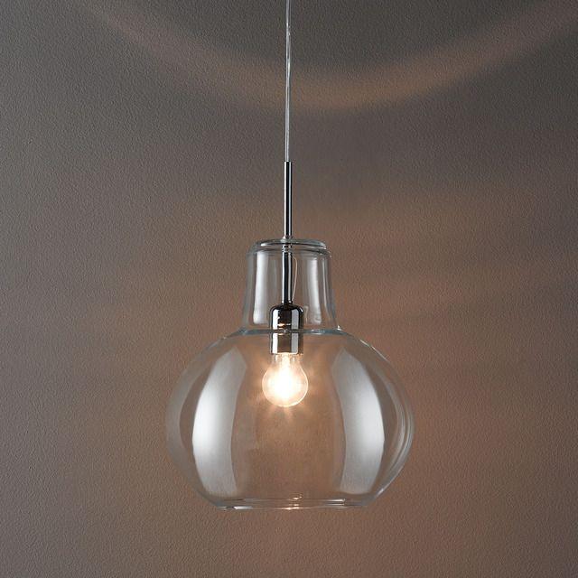 Lámpara de techo de diseño en cristal julia