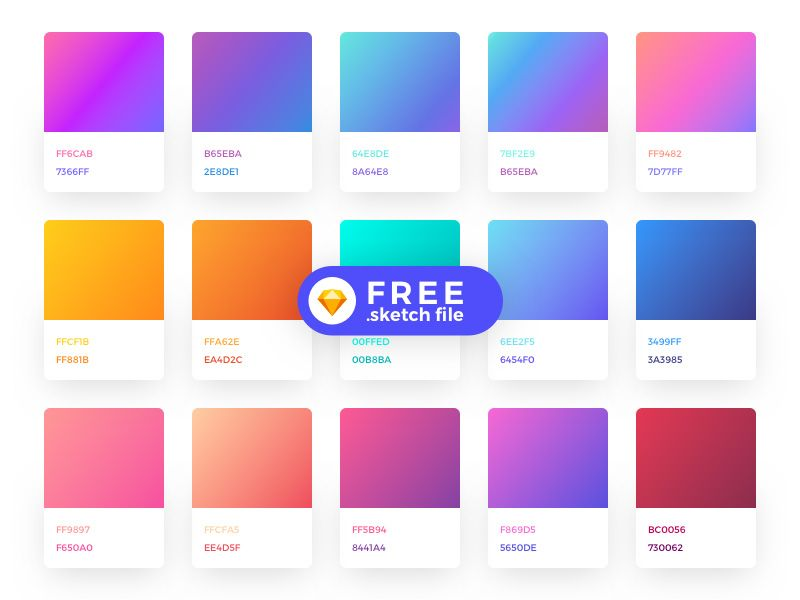 350 Free Procreate Brushes Updated 2021 Thehotskills Gradient Color Design Free Procreate Gradient Design