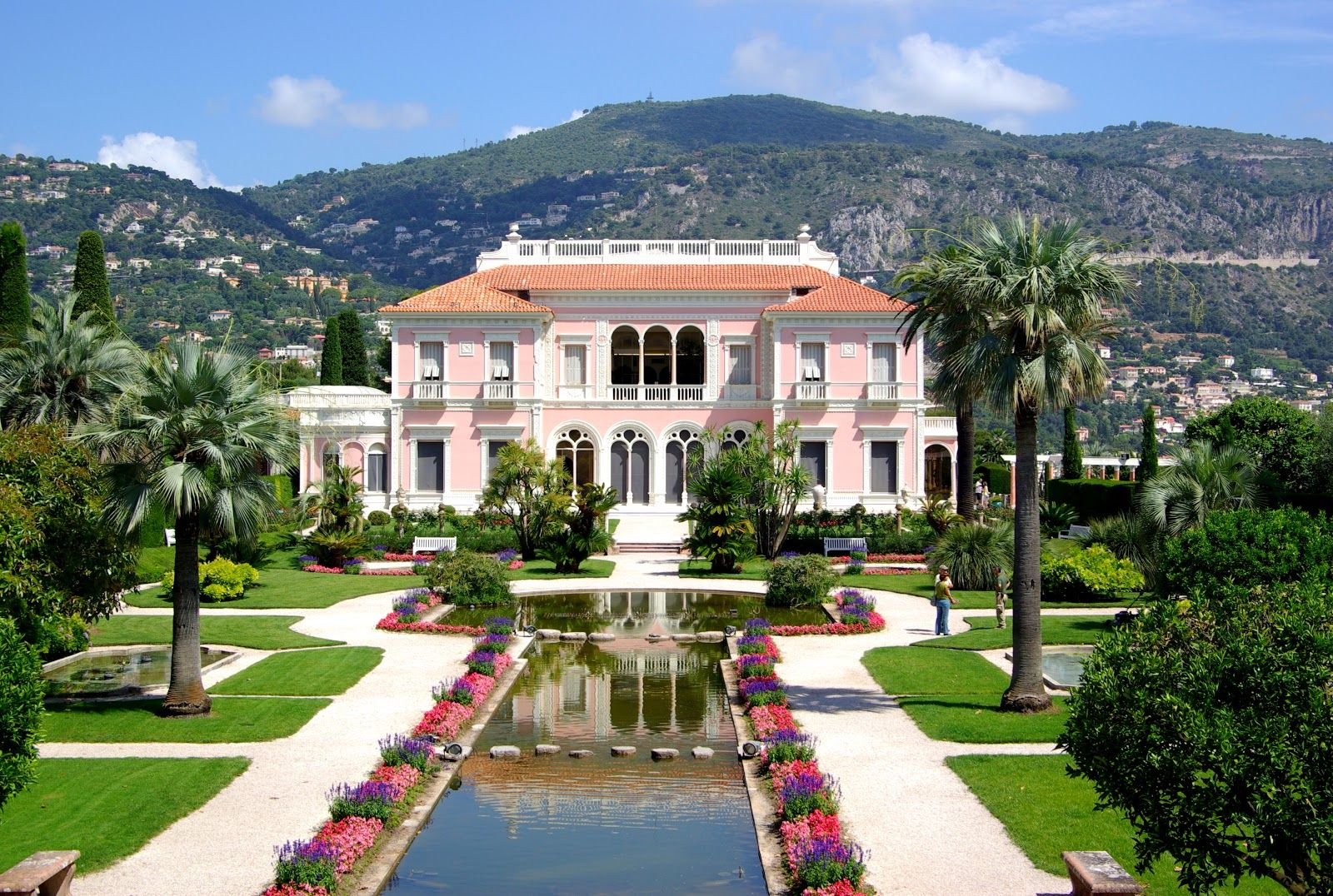 1000 ideas about villa rothschild on pinterest schwarzwaldbad exklusive kche deko and schnapsflasche lampen - Villa Ephrussi De Rothschild Mariage