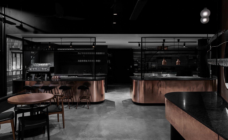 Jamu Melbourne Australia Bar Restaurant Design