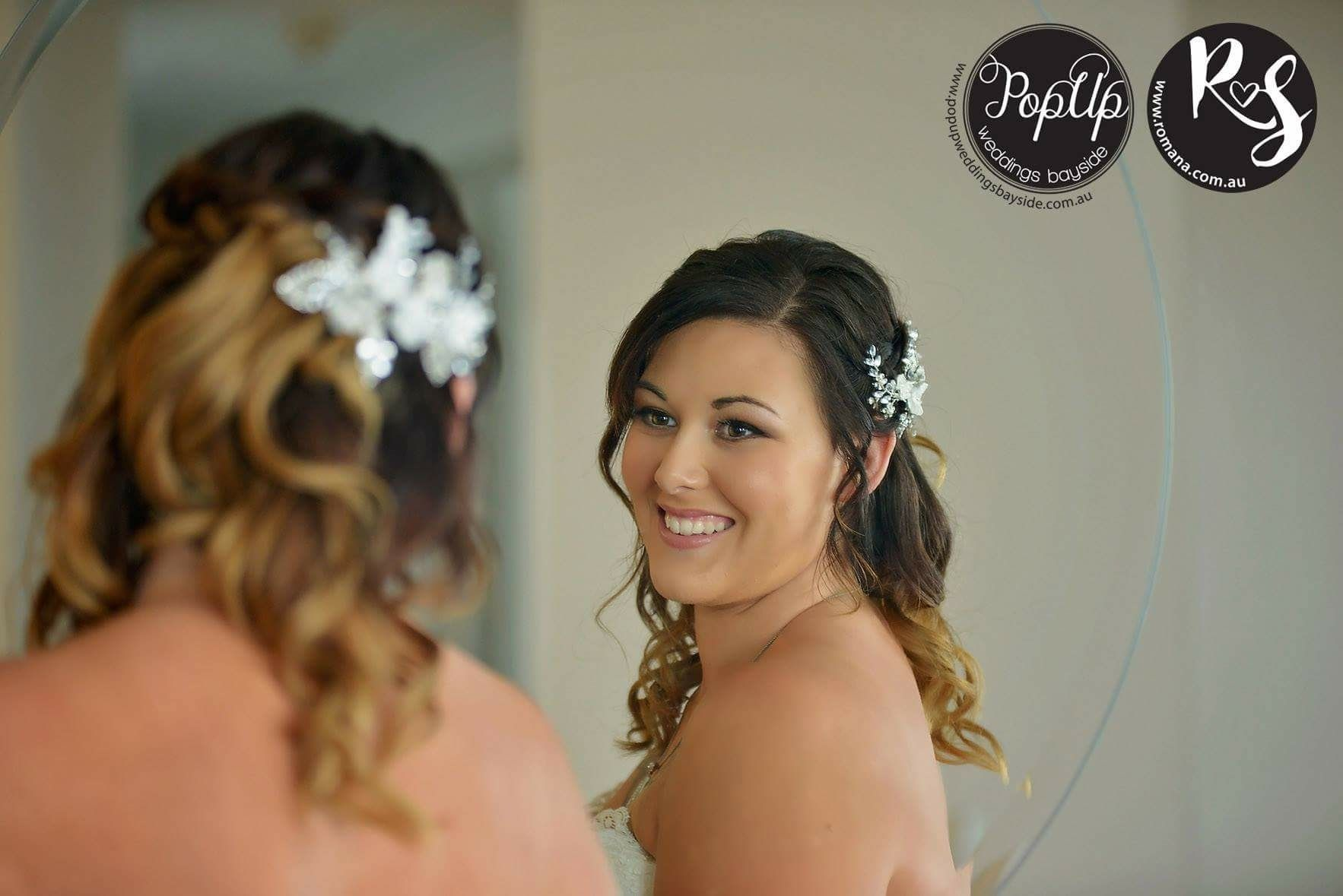 Hair and Makeup by An Eye for Style Brisbane Hair and